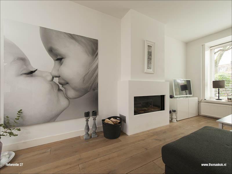 Uw gesloten gashaard vakkundig geplaast vraag een offerte aan - Naakt in haar woonkamer ...